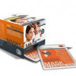 Mask Vitamin C+