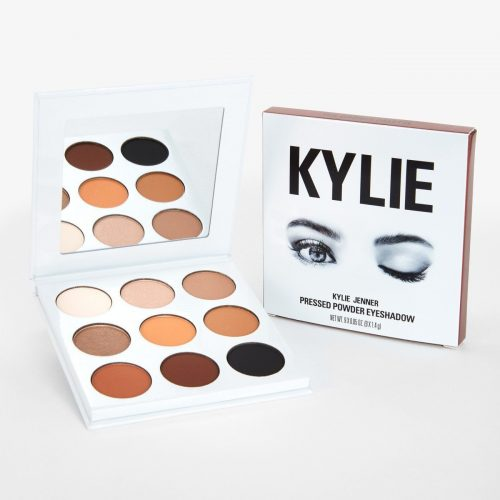 kylie new bronze palette